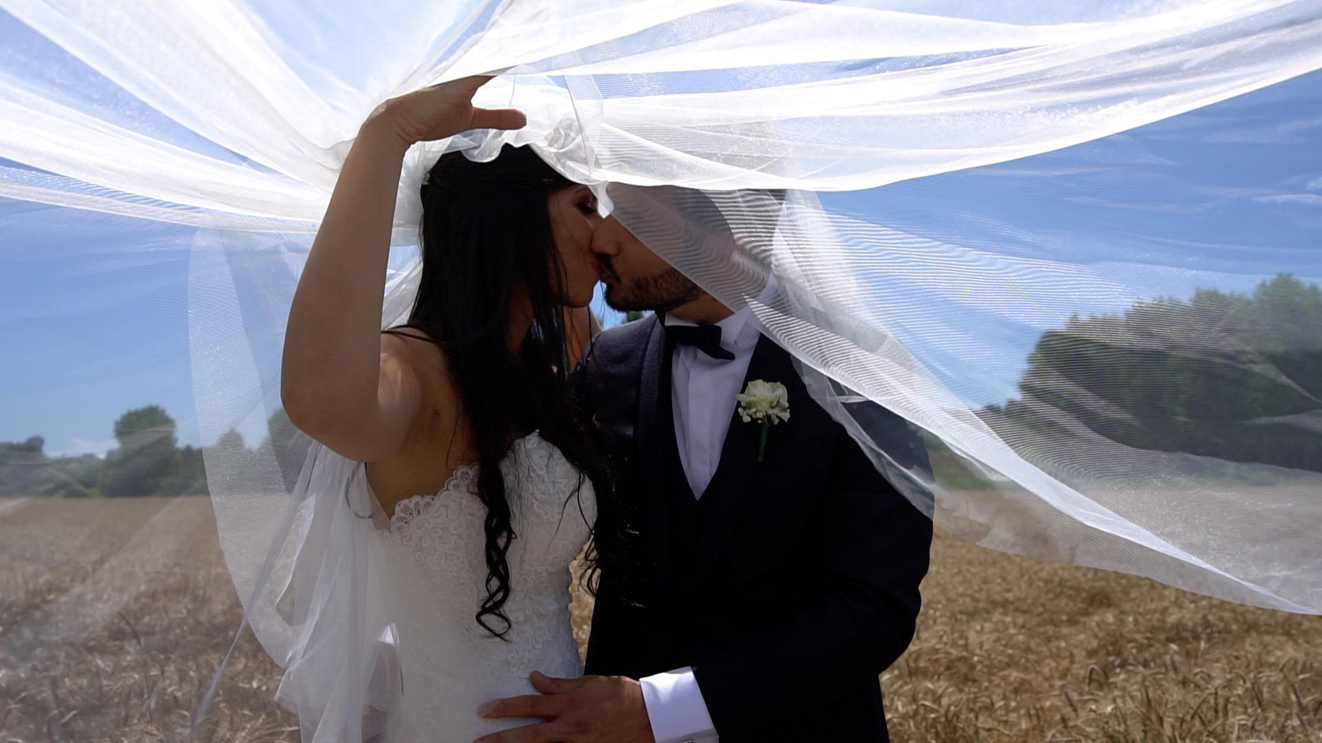 Sara e Antonino recensione del video di matrimonio