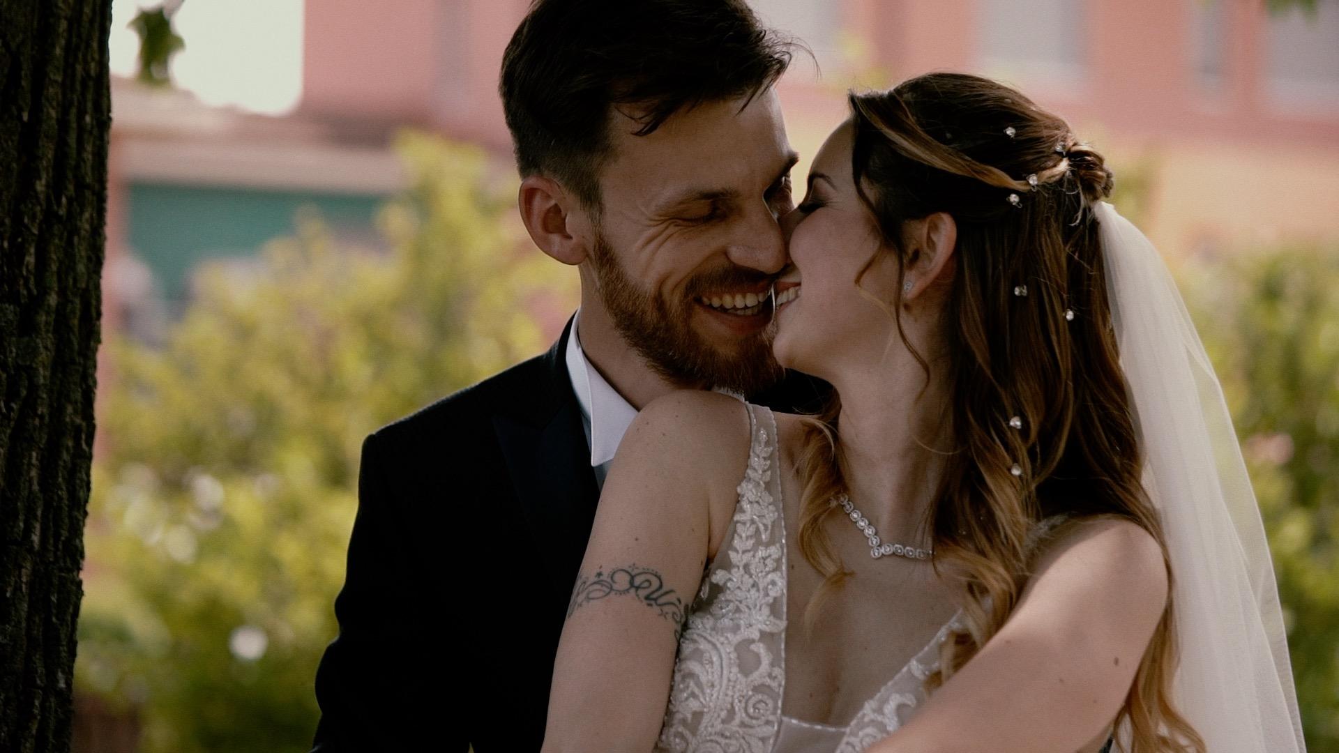Carola e Gabriele recensione del video di matrimonio